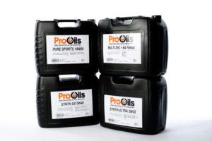 Pro Oils producten motorolie Gemert Hasselt