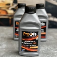 Pro Oils BRAKE FLUID Motorsport GTP - front